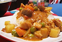 印式咖喱饭的做法