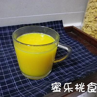 豆浆机版韩式南瓜粥