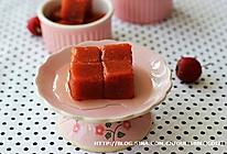 藕粉山楂糕  的做法
