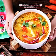 百香果酸汤鱼片