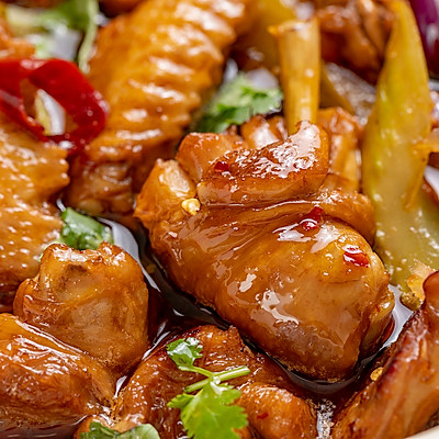 重庆鸡公煲 | 酱香鲜醇