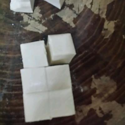 茄汁豆腐的做法 步骤1