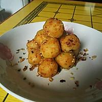 土豆小丸子的做法图解8