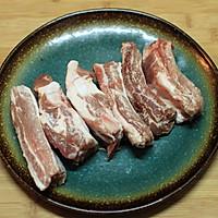 【黑椒酱烤排骨】——零厨艺也能烤出超美味的做法图解2