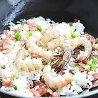 鲜虾焗饭#美的微波炉菜谱#的做法图解7