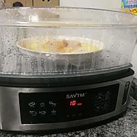 #憋在家里吃什么#减脂餐鲜虾蒸日本豆腐的做法图解10