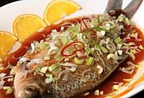 香煎武昌鱼的做法