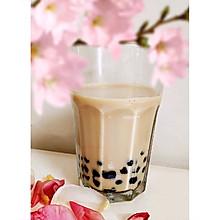 珍珠焦糖奶茶