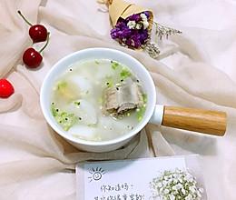 清淡山药排骨汤的做法