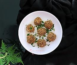 蒸藜麦豆腐肉丸的做法