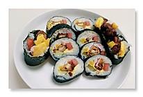自制美味寿司的做法