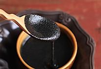 【黑芝麻酱】——香浓酱料自己做的做法