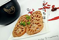 香辣卤藕片#铁釜烧饭就是香#的做法