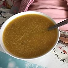 月子餐之小米南瓜养生粥