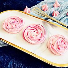 玫瑰花马林糖