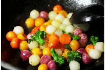 五色蔬果丸