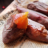 烤箱烤红薯的做法图解5