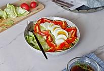 油醋汁生菜沙拉的做法