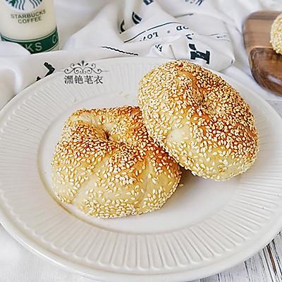 土耳其面包圈-Simit(天然酵母版)