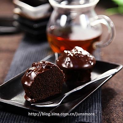 柔润巧克力蛋糕
