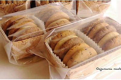 萊陽桃酥變化口味做法(轉載)