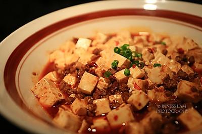 【简易快手麻婆豆腐】#我要上首页挑战家常菜#