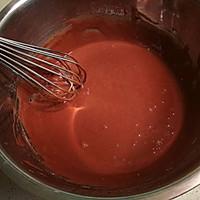 红丝绒奶油蛋糕卷的做法图解7