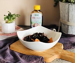 #百变鲜锋料理#蚝油木耳的做法