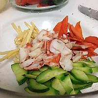 蒸大虾沙拉(大长今剧中料理改良)的做法图解5