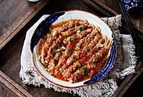 #憋在家里吃什么#茄汁金针菇肥牛卷的做法