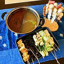 在家吃串串香(麻辣烫)
