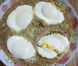 东北卧鸡蛋,蒸鸡蛋的做法