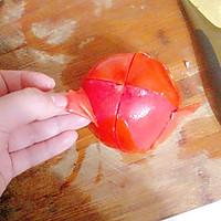 西红柿牛肉丸汤的做法图解2