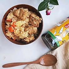 #春日时令,美味尝鲜#子排土豆焖饭