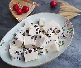 红豆奶油小方的做法