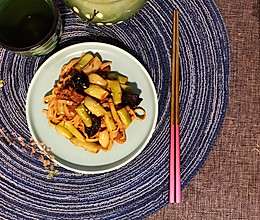 牛肉芸豆小焖面 — 迷你小盘装的做法