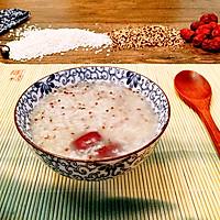 藜麦糯米粥的做法图解6