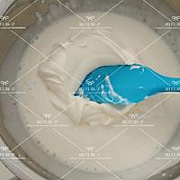 酸奶慕斯(阳晨堡尔美克6连多形模)的做法图解9