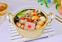 #橄享国民味 热烹更美味#汤骨海鲜火锅的做法