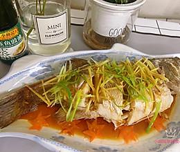 #餐桌上的春日限定#清蒸鲈鱼 高营养、的做法
