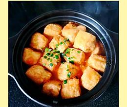 私房菜#清淡开胃的番茄豆泡酿虾滑的做法