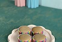 不裂不回缩的可可戚风纸杯蛋糕的做法