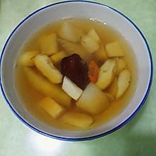 荸荠煮梨水