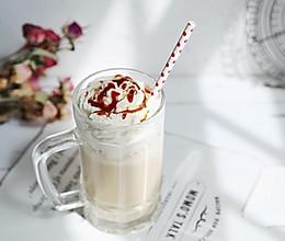 焦糖雪顶咖啡(附焦糖酱做法)的做法