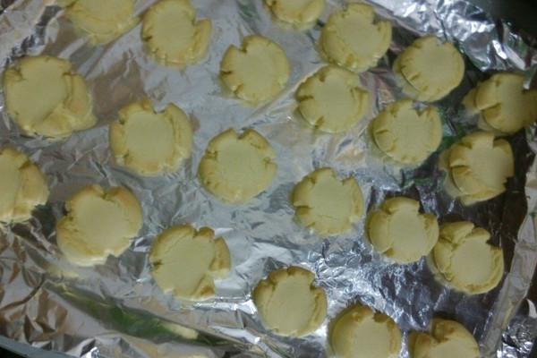 玛格丽特饼干的做法
