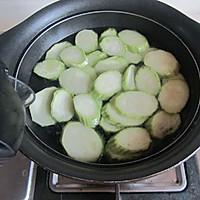 丝瓜猪肝蛋花汤#给老爸做道菜#的做法图解6