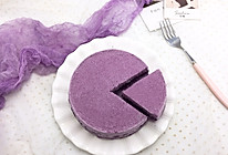 紫薯松糕的做法
