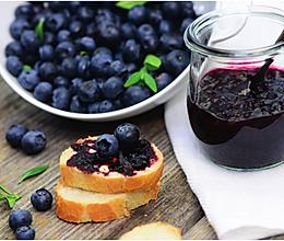 自制蓝莓果酱—GOURMETmaxx西式厨师机版的做法