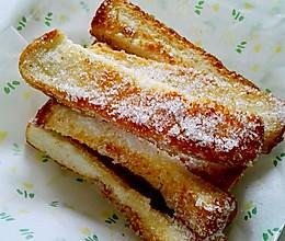 砂糖黄油吐司的做法