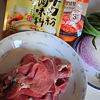 大喜大牛肉粉试用之煎牛排---冬季的美味西餐的做法图解1
